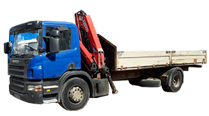 Манипулятор Scania